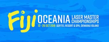 Fiji Oceania Laser Master Championships
