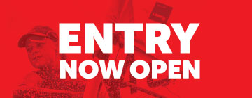 Entry Now Open